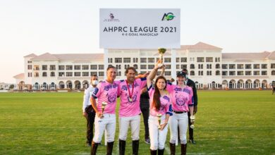 Photo of 9 Stitches / Hesketh Polo Team Kicks Off the Year with a Victory