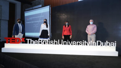 Photo of The British University in Dubai organises its first TEDx event – 'Reimagining Higher Education after COVID-19'