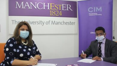 Photo of The University of Manchester Middle East Centre and The Chartered Institute of Marketing agree to collaborate on professional development and networking across regional communities