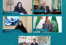 Photo of The Arab Academy for Science, Technology and Maritime Transport branch in Sharjah concludes successful participation in Breakbulk Middle East Digital Special