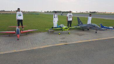 Photo of الامريكي كايل والايطالي ميركو يتصدران اليوم الافتتاحي ببطولة دبي ماسترز الدولية للطيران اللاسلكي الحر