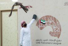 Photo of جولات دوري الإمارات للصيد بالصقور تتواصل فى بطولة فخر الأجيال