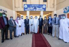 Photo of حمدان بن راشد يوجه بإنشاء مكتبة رقمية جديدة في جامعة أفريقيا العالمية