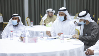 """Photo of Executive Director of Dar Al Ber: """"Sustainable institutional innovation"""" is a life philosophy and business approach"""
