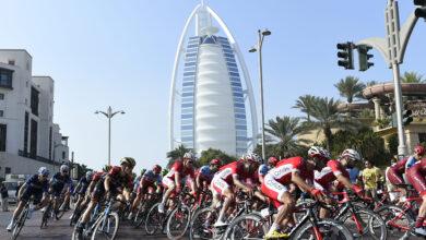 Photo of طواف الإمارات يمر بأشهر المعالم السياحية في مرحلة دبي لمسافة 165 كلم