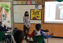 """Photo of تعقيم مدارس دبي بتقنية """"مايكروسيف"""" للقضاء على الفيروسات في 30 ثانية"""