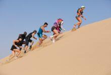 "Photo of سباق ""ألترا ماراثون المرموم"" ينطلق في محمية المرموم اليوم (الجمعة)"