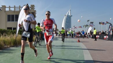 Photo of بطولة دبي للرجل الحديدي تنطلق في شارع جميرا الجمعة