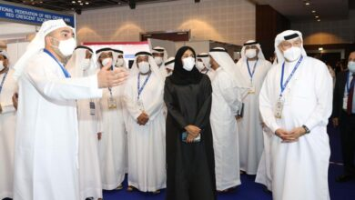 Photo of Her Excellency Hessa Bint Essa Buhumaid Officially Inaugurates the 17th Edition of DIHAD