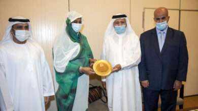 Photo of وزيرة الخارجية السودانية تستقبل وفد هيئة آل مكتوم الخيرية