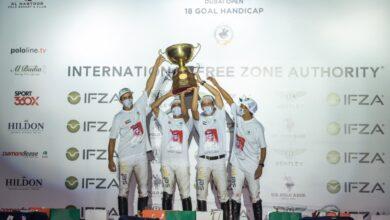 Photo of غنتوت يتوج بطلا والامارات وصيفا لكأس دبي ايفزا الذهبية للبولو