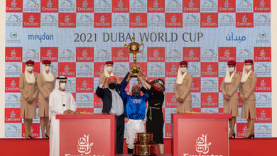 Photo of $12,000,000 DUBAI WORLD CUP SPONSORED BY EMIRATES AIRLINE (GROUP 1)