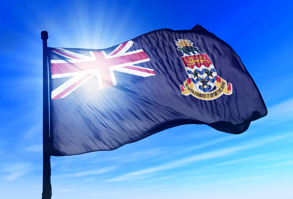 Cayman Islands- National Flag