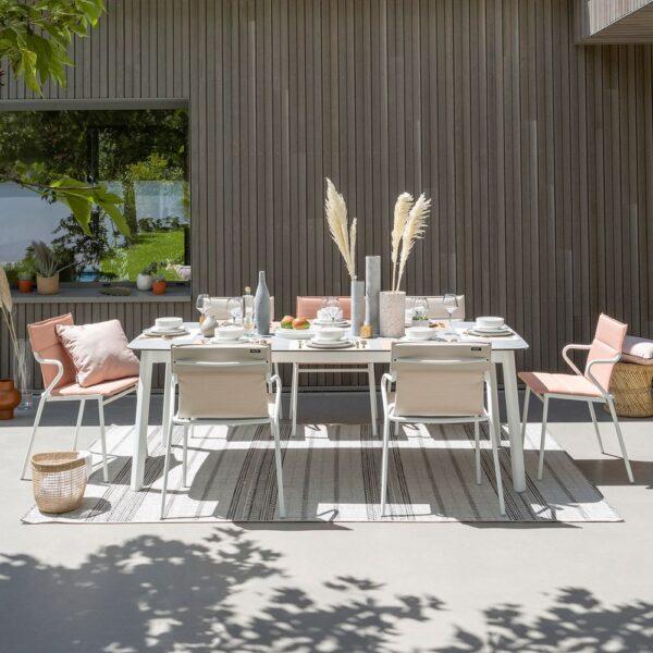 functionele stijlvolle tuinset ancone