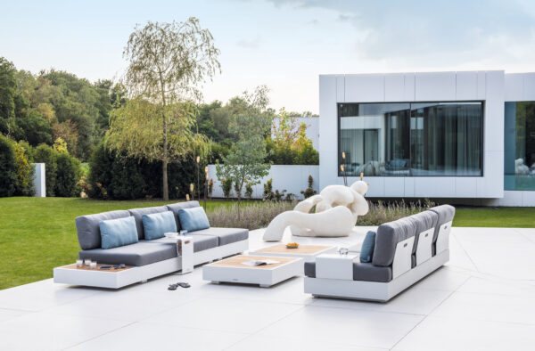 modulaire stijlvolle loungeset bari jati&kebon