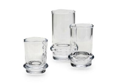 gommaire glazen