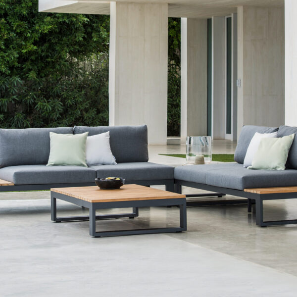 modulaire loungeset virginia jati&kebon