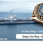 U.S. Navy Rings