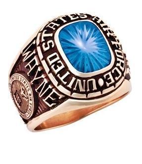 air force rings