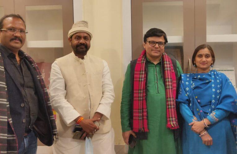 केन्द्र की मोदी और उत्तर प्रदेश की योगी की सरकारें जो कहती हैं वह करती हैं-दयाशंकर मिश्र