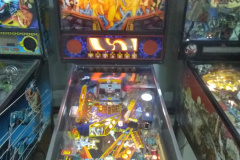 COSTA RICA 1992 BALLY DOCTOR WHO PINBALL MACHINE