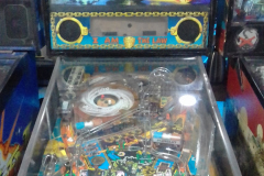 COSTA RICA PINBALLMACHINE JUDGE DREDD 1993 BALLY