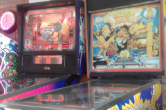 COSTA RICA PINBALL MACHINE ACRADE GAME ROOM