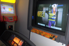 ARCADE MACHINE AREA 51 COSTA RICA