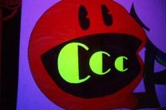 CCC PAC MAN ARCADE