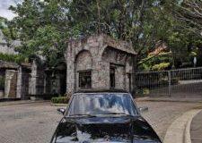 LOS SUENOS RESORT MERCEDES LIMOUSINE COSTA RICA