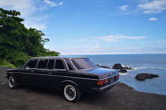 LIMOUSINE TOURS BEACH COSTA RICA MERCEDES