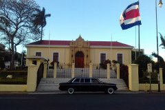 Ministry of Foreign Affairs and Worship COSTA RICA LIMOUSINE