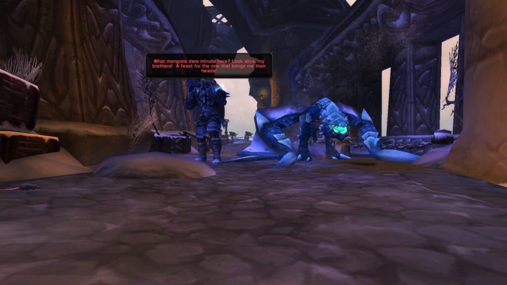 Skadi the Ruthless who drops the Blue Proto-Drake