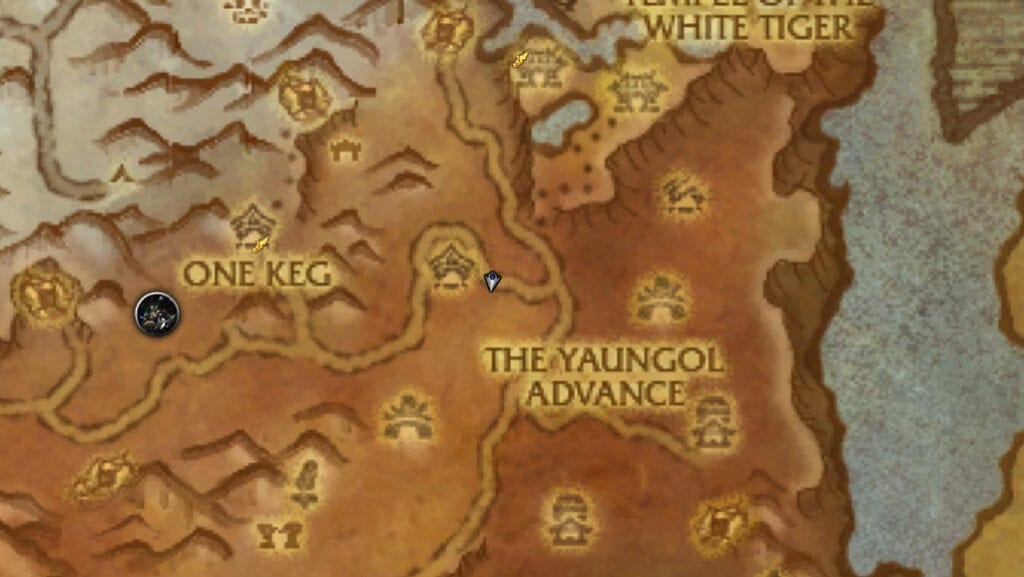 Where to find Uncle Bigpockets for the yak mount