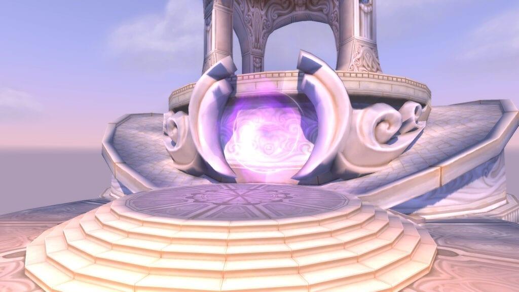 Entrance to Vortex Pinnacle
