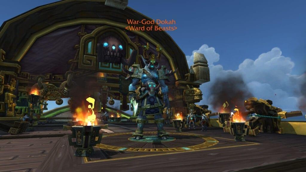 War-God Dokah