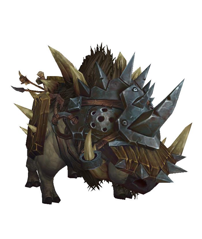 Armored Razorback