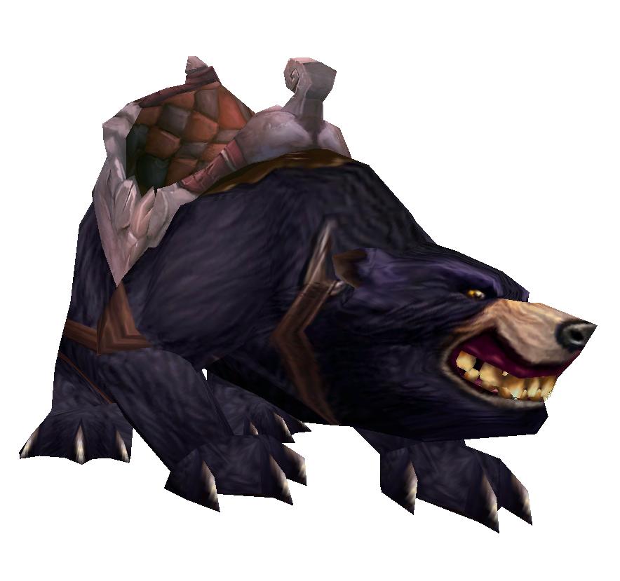 Big Battle Bear