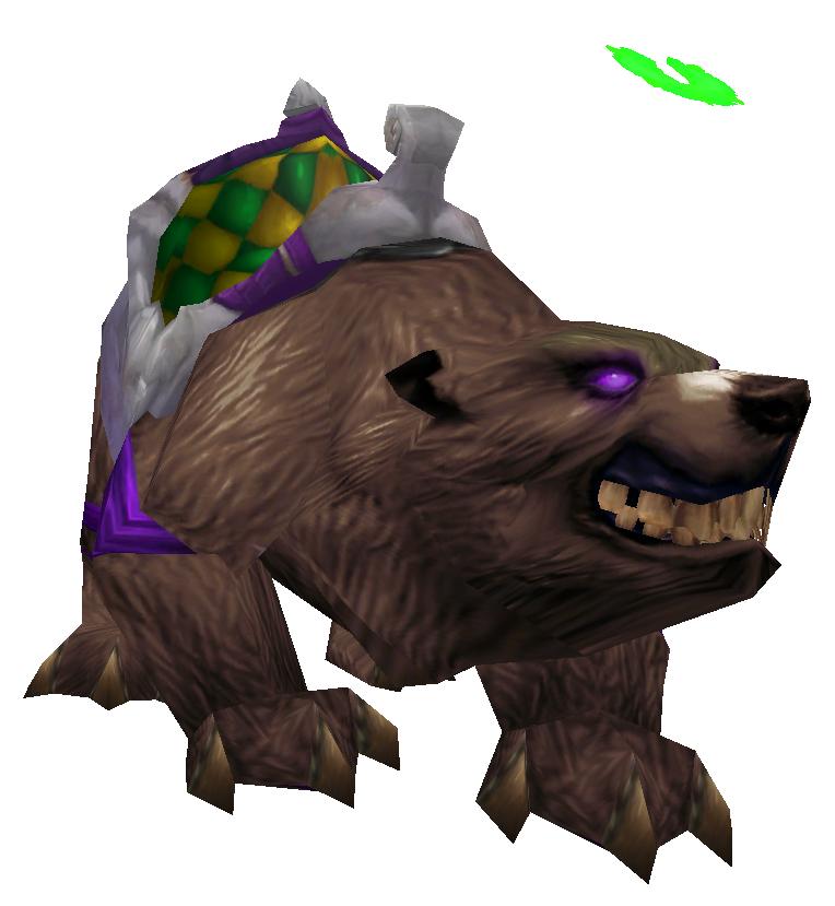 Darkmoon Dancing Bear