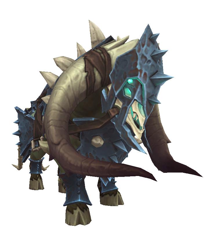 Armored Bonehoof Tauralus