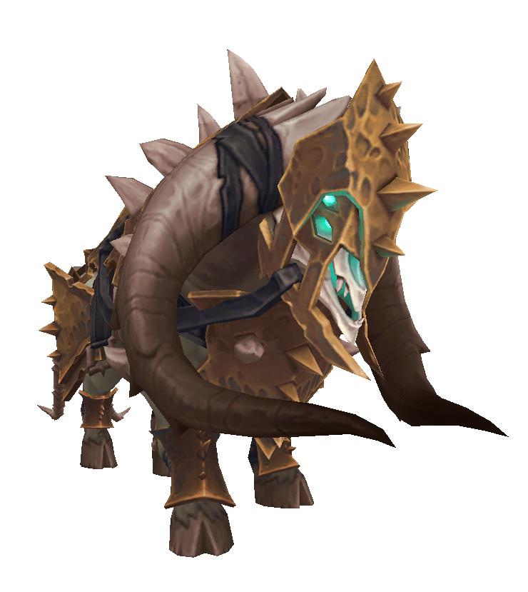 Armored Chosen Tauralus