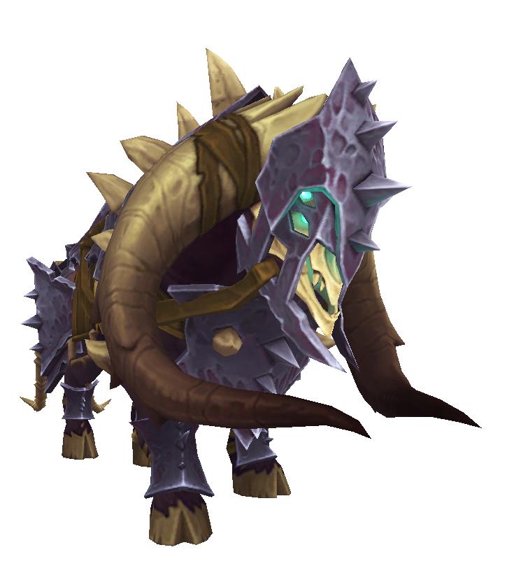 Armored War-Bred Tauralus