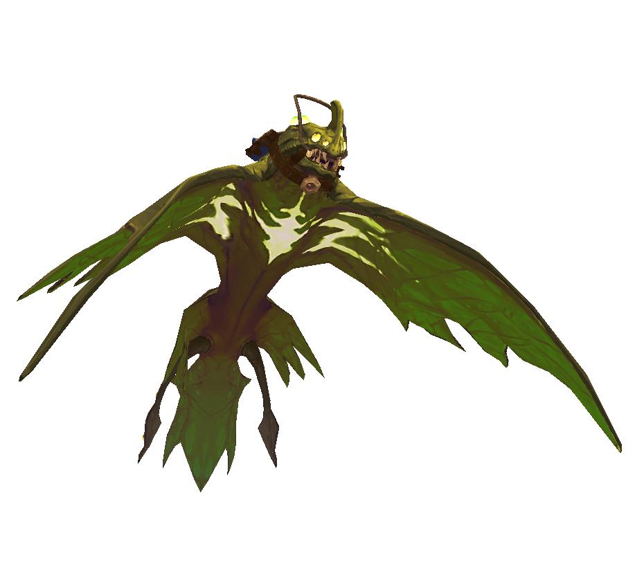 Pestilent Necroray