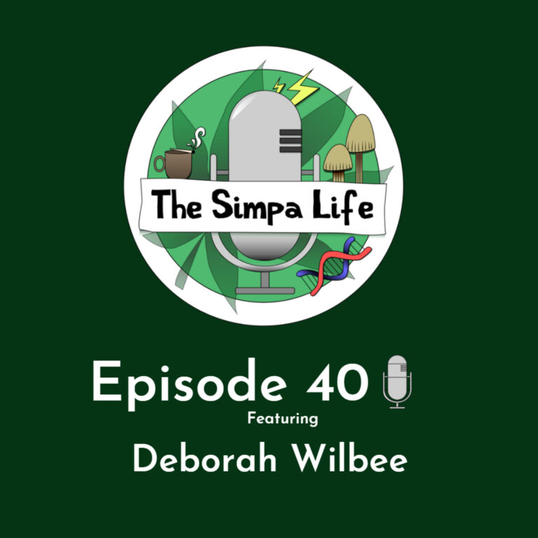 The Simpa Life Podcast episode 40: Deborah Wilbee