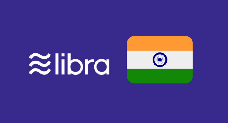 Facebook cryptocurrency Libra India launch