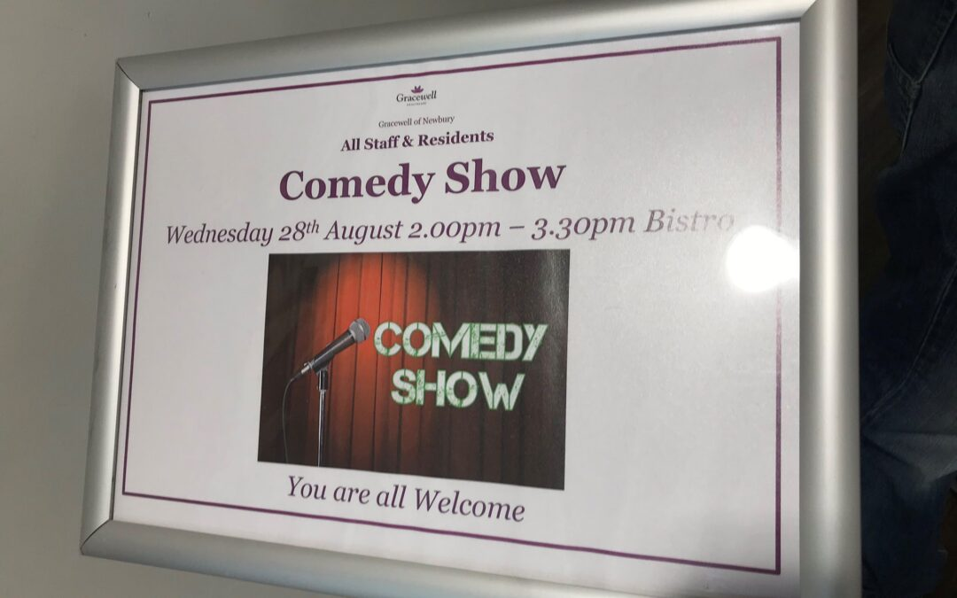 Comedy in the Care Home