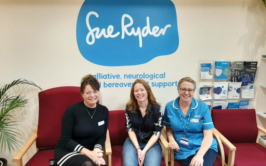 Stand Up for Sue Ryder