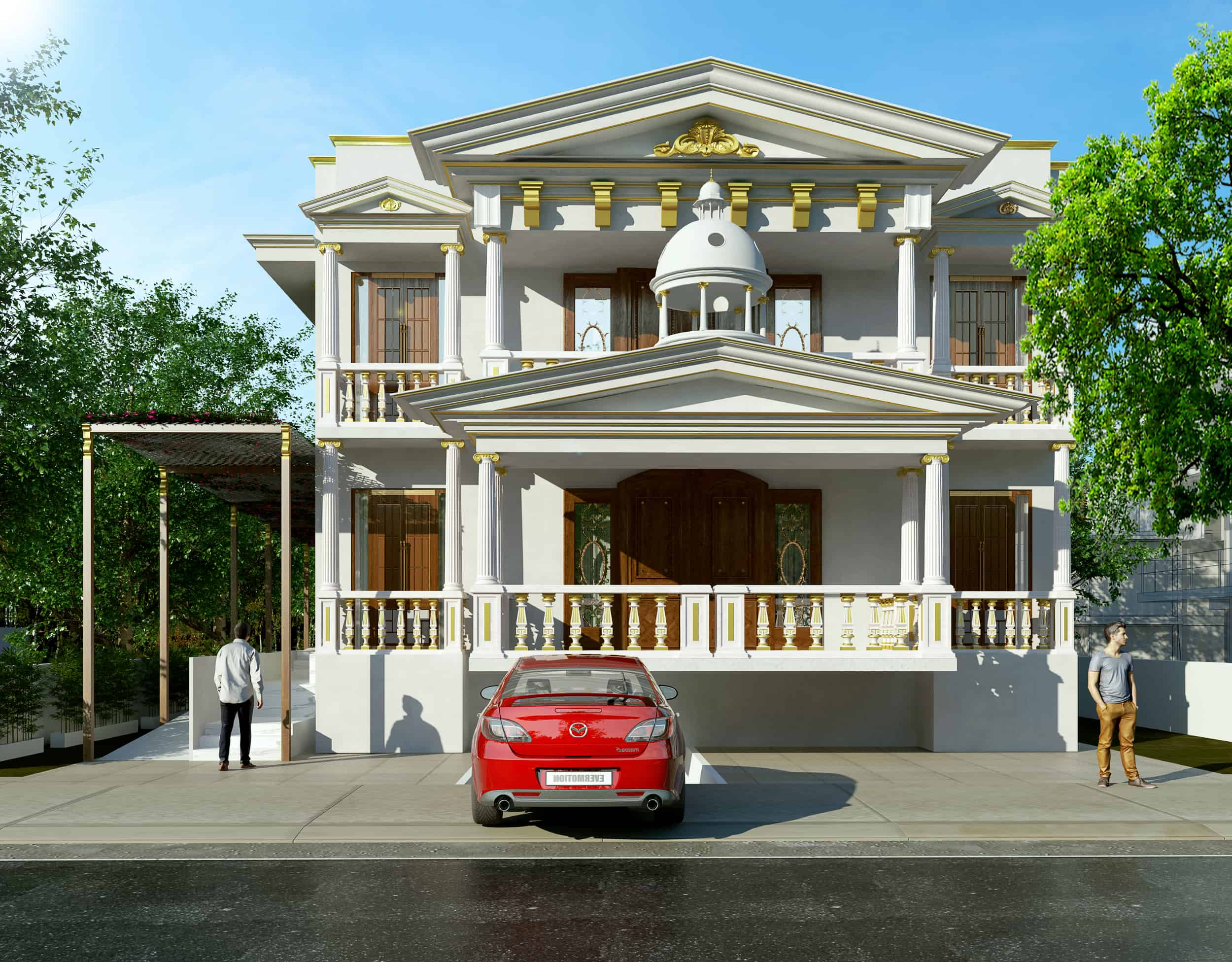 architects in bangalore - EasyHome