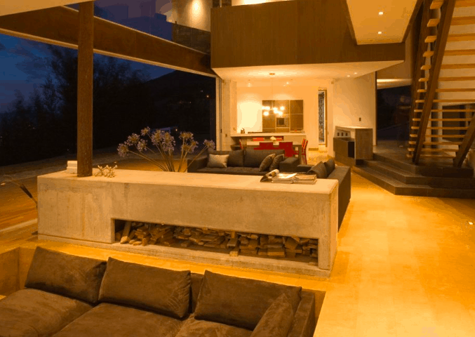 Night View - Architects in Bangalore
