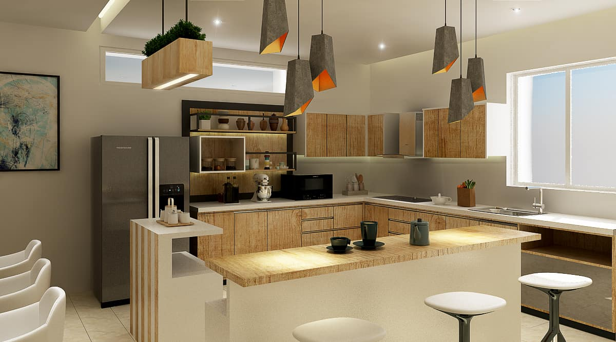 Interior View - Architects in Bangalore
